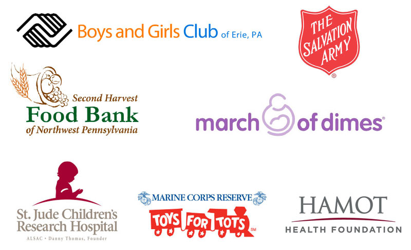 Charitable Giving Logos